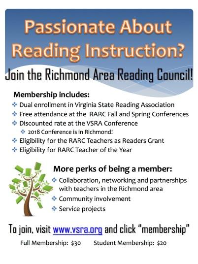 RARC Membership Flier